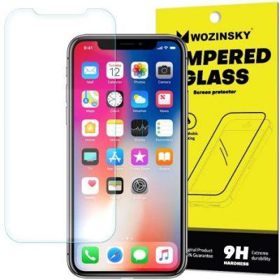 Wozinsky Tempered Glass szkło hartowane 9H iPhone XS / X (opakowanie koperta) 7426825349385