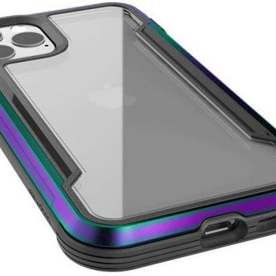 X-Doria Defense Shield Etui pancerne iPhone 11 Pro (Drop test 3m) (Iridescent) 484374