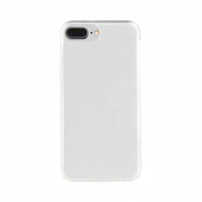 XQISIT Etui iPlate Glossy IPhone 7 Plus Bezbarwny