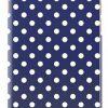 IDEAL OF SWEDEN IDEAL OF SWEDEN Etui IDEAL OF SWEDEN Fashion Case Polka Dot do iPhone 6/6s/7/7s/8 Niebiesko-biały